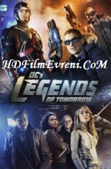 Legends of Tomorrow 1.Sezon Yarının Efsaneleri 1. Sezon