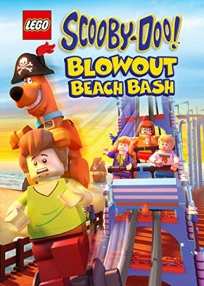 Lego Scooby-Doo! Lanetli Plaj