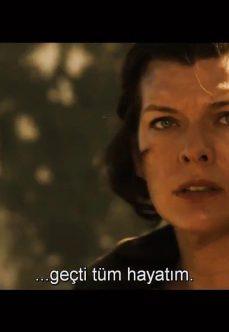 Resident Evil: Son Bölüm Altyazılı Fragman