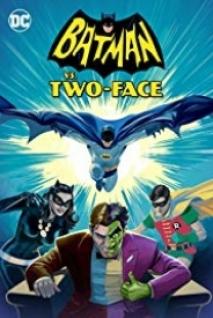 Batman İki Yüze Karşı – Batman vs Two Face 2017