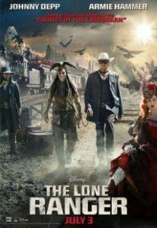 Maskeli Süvari – The Lone Ranger 2013