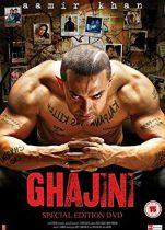 Ghajini 2008 Full Hd izle Hindistan Aamir Khan Filmleri