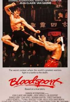 Kan Sporu – Bloodsport 1988