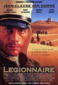 Legionnaire – Çöl Kaplanı 1998